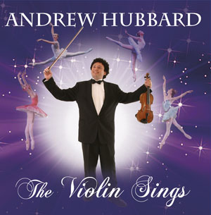"CD cover image of ""The Violin Sings"""