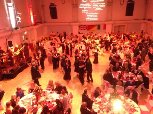 Sicilian Charity Ball Performance Raises £11,000 in one night for MS!